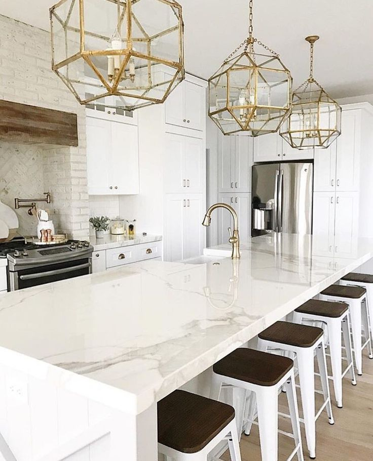 Countertops For White Kitchen Cabinets: Best 25+ White Quartz Ideas On Pinterest