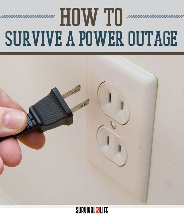 Power Outage: What to Do When the Power Goes Out | emergency Preparedness by Survival Life at http://survivallife.com/2015/08/17/power-outage-what-to-do/