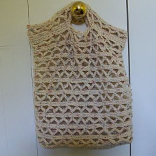 Crochet Tote ~ free pattern