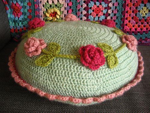 35 besten Crochet Pillows Bilder auf Pinterest | Häkeln, Kissen und ...