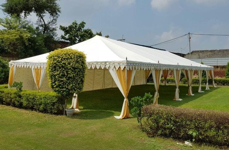 Wedding Marquees by Sangeeta International. Call : 9871142533