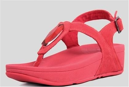 FitFlop Chada Sandal Red Women's £98.90  £50.18 Save: 49% off FitFlop Chada Sandal Womens Electric Indigo http://www.fitflopsandals-uk.co.uk/fitflop-chada-sandal-red-womens-p-38.html