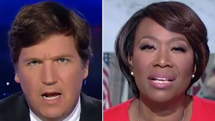 Joy Reid CALLS OUT Tucker Carlson, See His EPIC Response