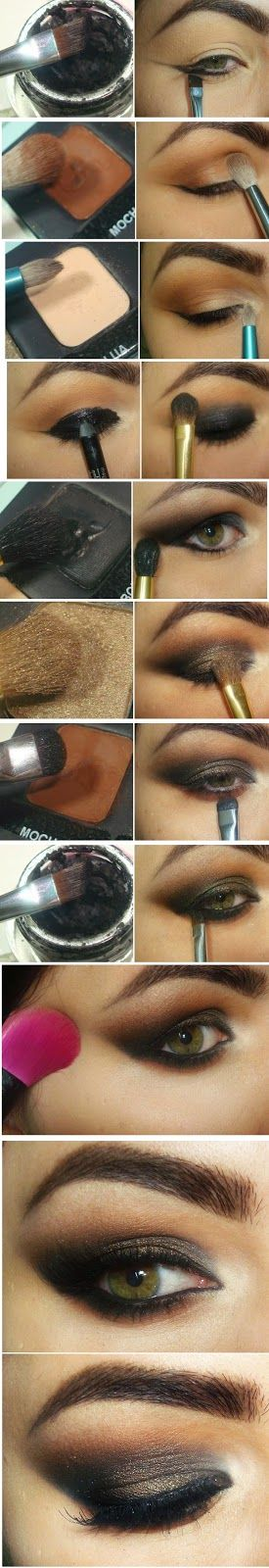 How to : Inspired Smokey Style Makeup Tutorials / Best LoLus Makeup Fashion