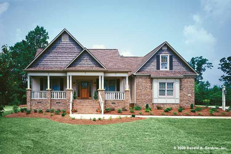 Country House Plan with 1724 Square Feet and 3 Bedrooms from Dream Home Source | House Plan Code DHSW41789