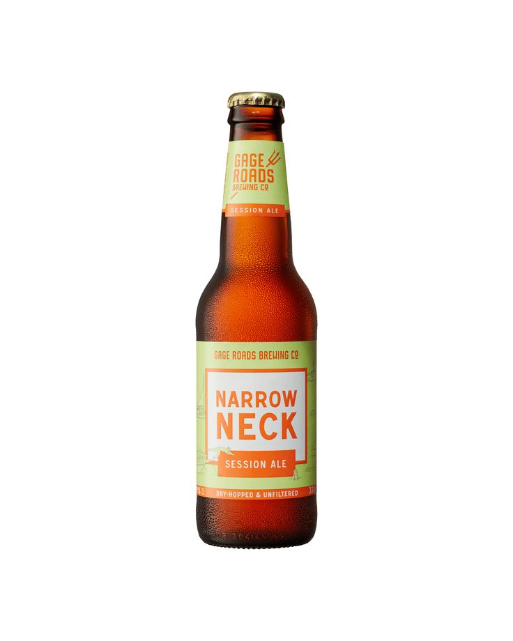 Gage Roads Narrow Neck Session Ale 330mL