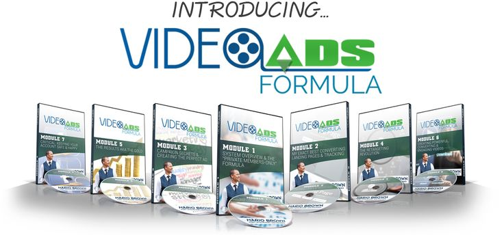 Mario Browns Video Ads Formula Generate Massive Traffic & Cheap But Highly Targeted Leads Via Video Ads From A Platform That Is Getting Over 8 Billion Views Per Day Guaranteed. Swipe ALL My Pages + Results Today & Generate Leads Immediately.