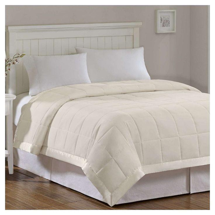 Bed Blanket Prospect Microfiber Down Alternative with 3M Scotchgard Finish (