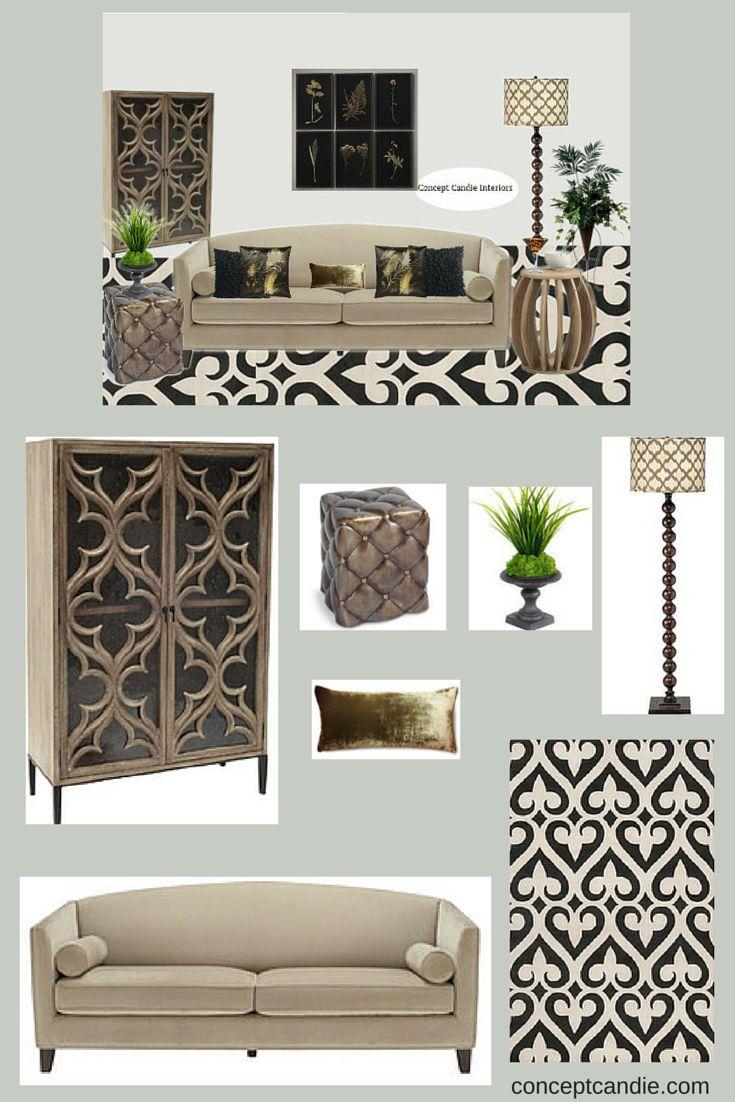 93 best E-Design | Mood Boards images on Pinterest | Interior ...