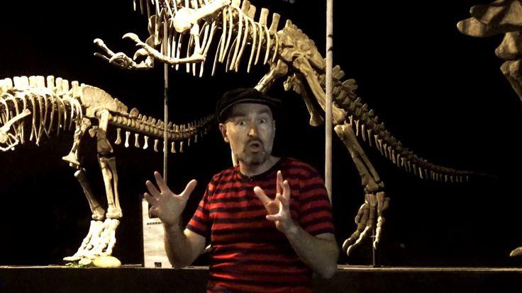 Var ligger DINOPARKEN? - Pappa Kapsyl tipsar om dinosaurieutställningen ...