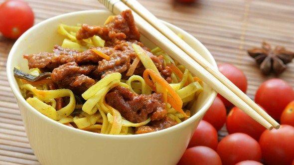 Vietnamese noodlestew, Vietnamilainen nuudelipata, resepti – Ruoka.fi