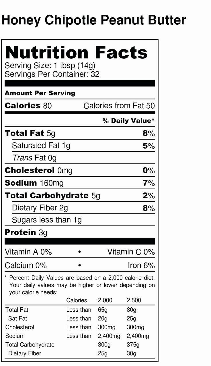 Nutrition Facts Label Template Excel Elegant Nutritional Label Template Excel Nutrition Ftempo Food Label Template Nutrition Facts Label Nutrition Labels Nutrition facts label template excel