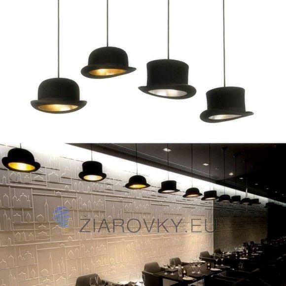 Svietidlo je vyrobené na žiarovky s päticami E27, čo je najpoužívanejší typ pätíc žiaroviek v domácnostiach. Toto luxusné kreatívne závesné svietidlo je vhodné pre milovníkov štýlového bývania. Dodá atmosféru ako keby ste žili v minulosti, kedy klobúky boli každodennou súčasťou každého gentlemana. Ak chcete žiť štýlovo potom je toto kreatívne svietidlo práve pre Vás