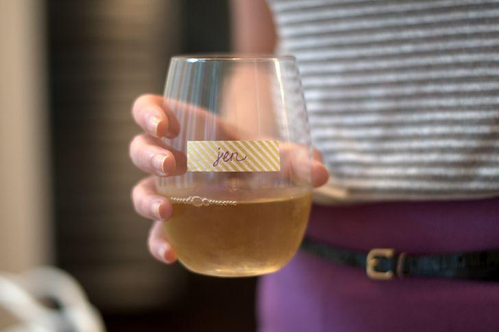Wasi tape wine ID.