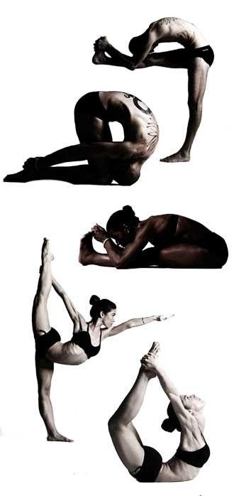 Bikram Yoga mastered