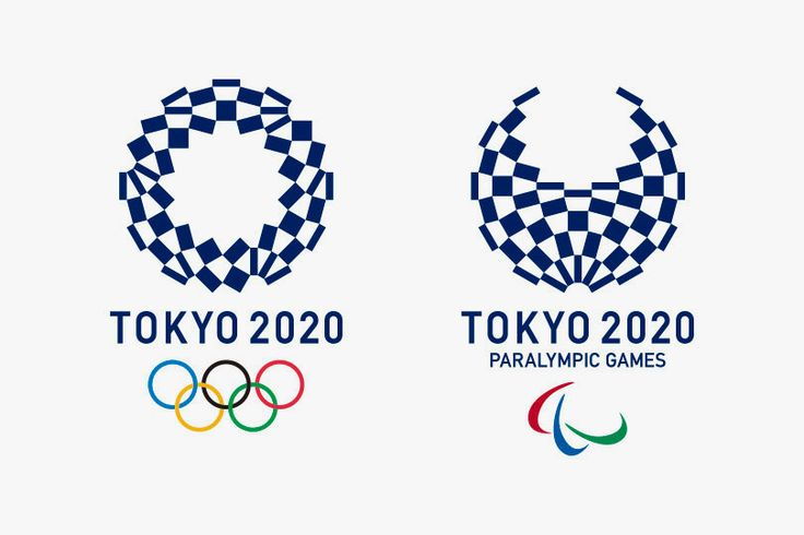 The Tokyo Olympics Gets a New, Kabuki-Inspired Logo   The Tokyo Organizing Committee of the Olympic and Paralympic Games   From WIRED.com