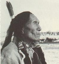 """""""The first peace, which is the most important, is that which comes within the souls of people when they realize their relationship, their oneness, with the universe and all its powers, and when they realize that at the center of the universe dwells the Great Spirit, and that this center is really everywhere, it is within each of us.""""    —Black Elk"""