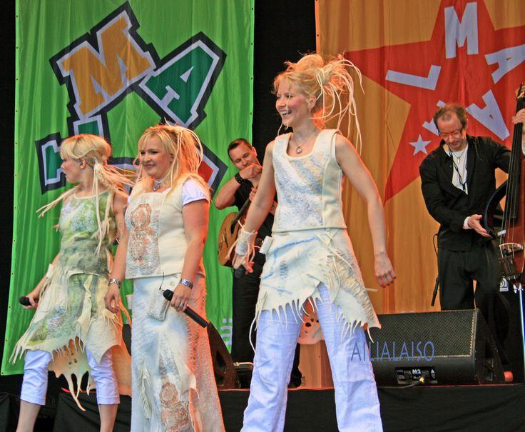 Värttinä, Helsinki Maailma kylässä festival, Kuva Aili Alaiso Vantaa
