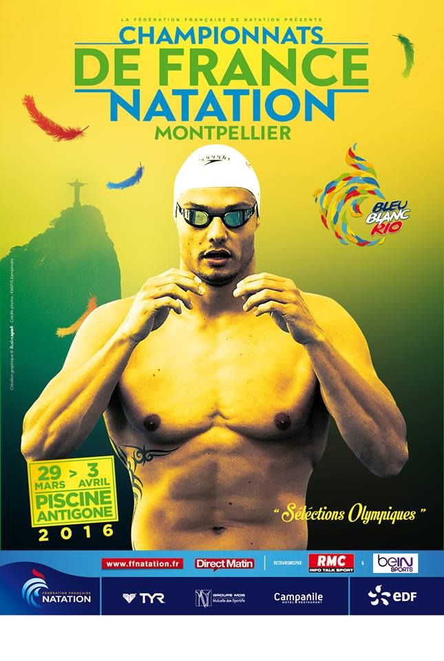 Découvrez les qualifications natation pour les JO de 2016 à Rio ! La liste, non définitive des 10 nageurs et nageuses Français qui ont décroché leur billet
