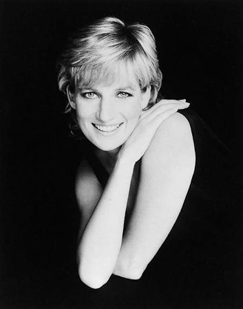 Princess Diana - by Patrick Demarchelier