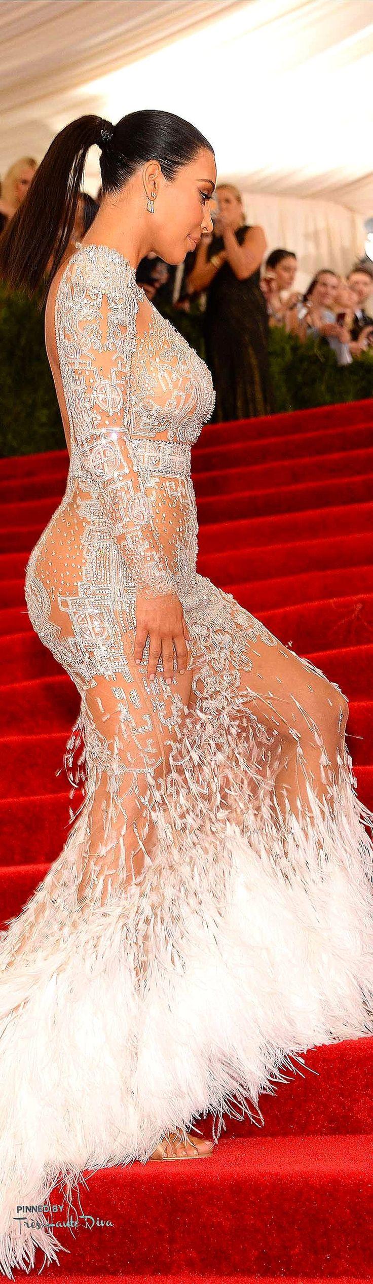 Kim Kardashian in Roberto Cavalli ♔ Très Haute Diva ♔