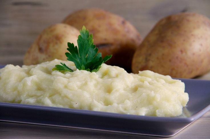 Puré de patata con Thermomix - MisThermorecetas