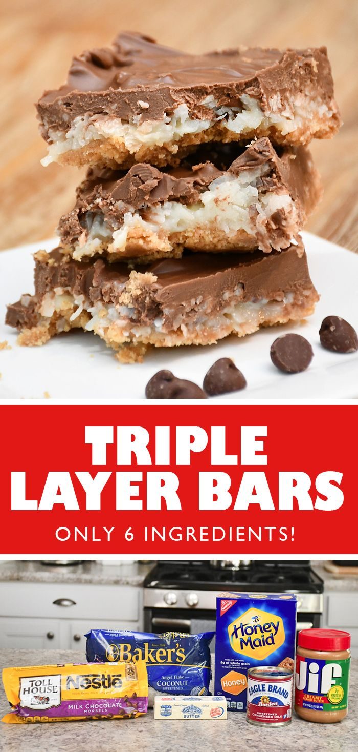 Triple Layer Bars - How to Nest for Less™