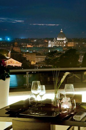 Six of the best rooftop restaurants in Rome - The Local