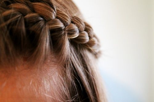 : Braids Hairstyles, French Braids, Fashion, Awesome Hairstyles, Hair Styles, Hair Nails Makeup Beauty, Haircuts Hairstyles, Side Braids, French Braided Bangs