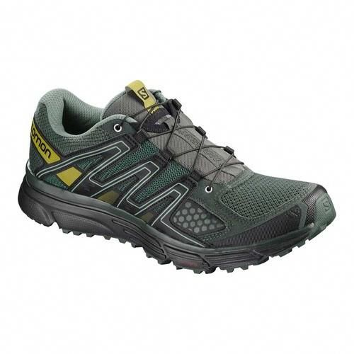 ad6bbba89e8 Men's Salomon X-Mission 3 Trail Running Shoe - Urban Chic/Black ...
