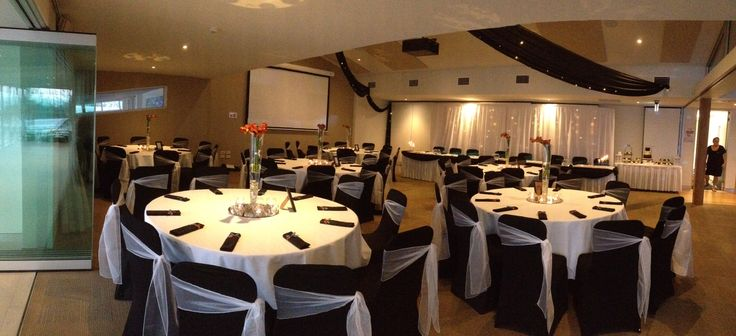 Functions at The Surf Club Mooloolaba are styled by @Beedazzled Events