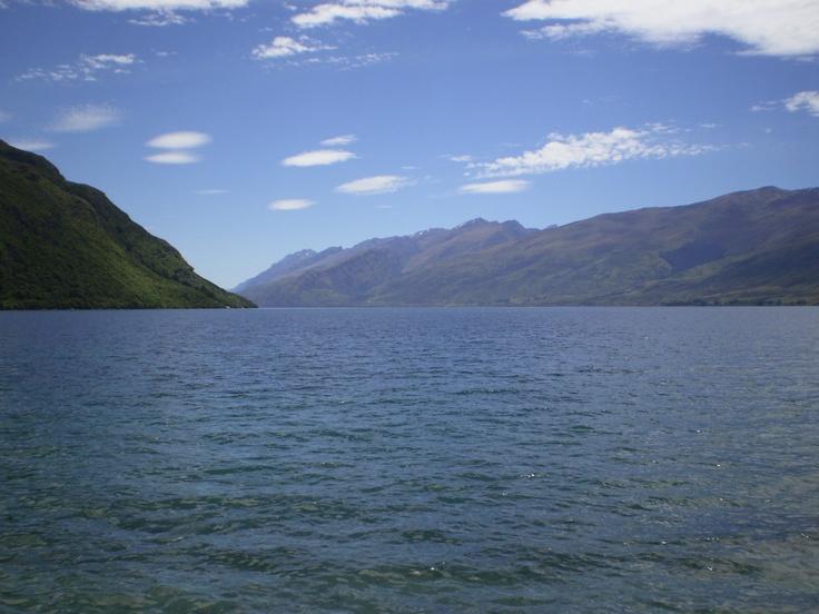Kingston, Lake Wakitipu, New Zealand