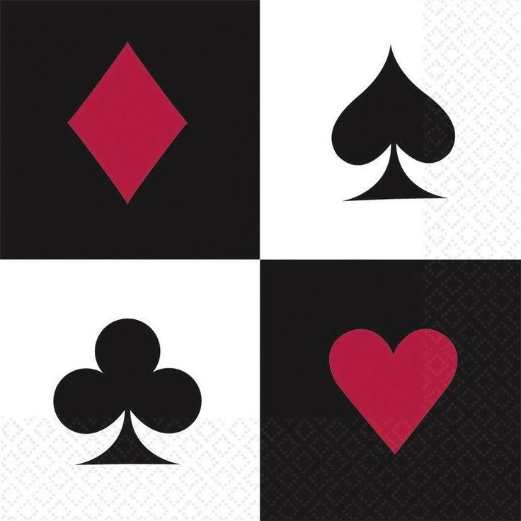 Casino servietter