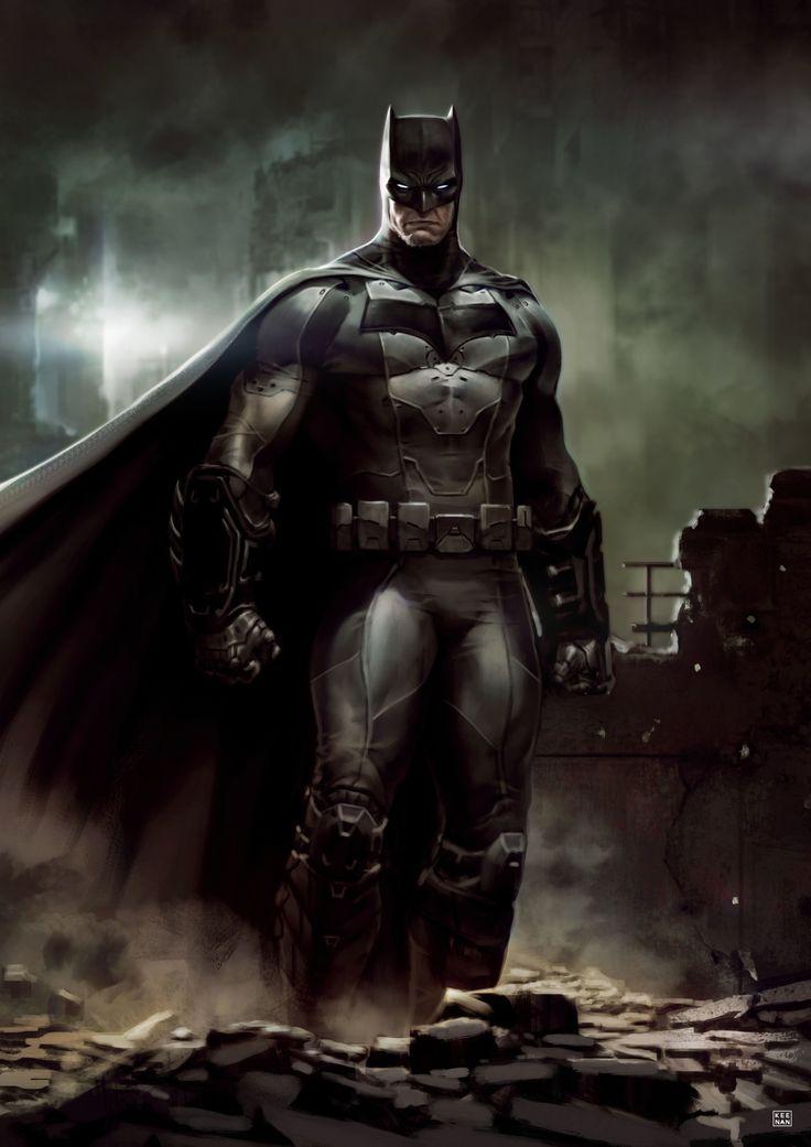 Batman by Dave Keenan