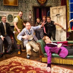 The Play That Goes Wrong More info here: https://www.fromtheboxoffice.com/city/2957-london/2KDH-the-play-that-goes-wrong/
