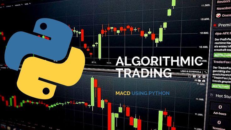 bitcoin algoritmic trading python
