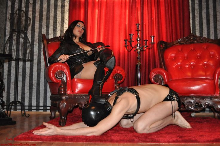 There S No Better Place For A Slave Than Under The Boots