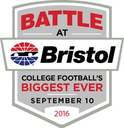 """Bristol Motor Speedway to Transform into World's Largest College Football Venue for """"Battle at Bristol"""" 