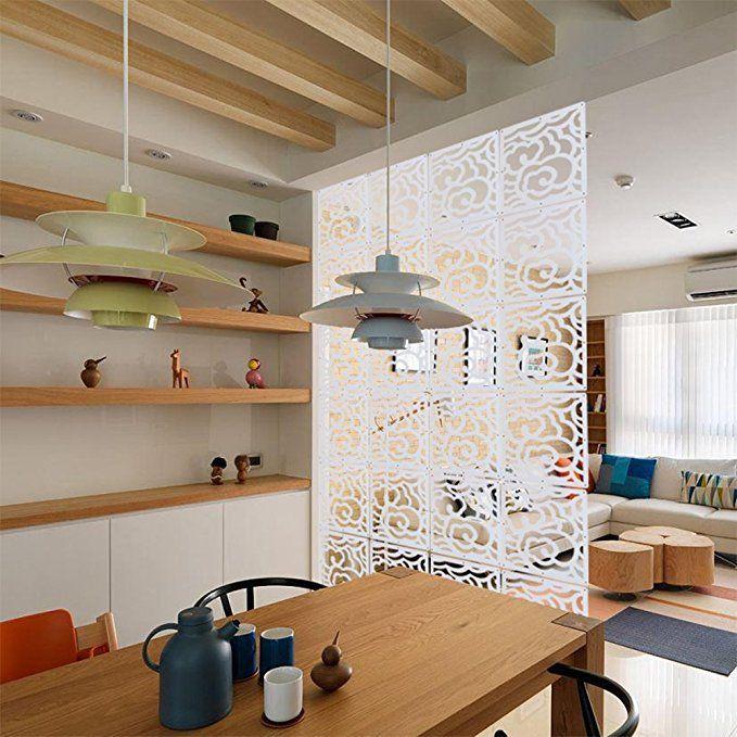 637ff4a566c Kernorv DIY Room Divider Partition Made of Wood-Plastic