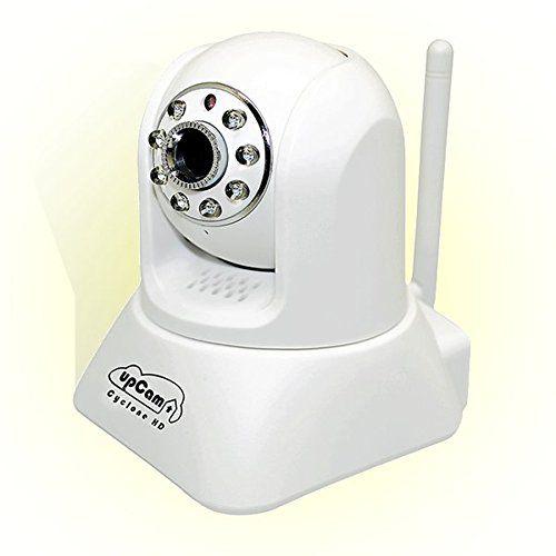 Sale Preis: upCam Cyclone HD - IP Kamera mit Nachtsicht (HD 1280x960, WLAN, Audio, App, SD Karte, Cloud, Weitwinkel Objektiv 1,3 MP) - Deutscher Hersteller und Support. Gutscheine & Coole Geschenke für Frauen, Männer & Freunde. Kaufen auf http://coolegeschenkideen.de/upcam-cyclone-hd-ip-kamera-mit-nachtsicht-hd-1280x960-wlan-audio-app-sd-karte-cloud-weitwinkel-objektiv-13-mp-deutscher-hersteller-und-support  #Geschenke #Weihnachtsgeschenke #Geschenkideen #Geburtstagsgeschen