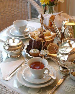 La hora de tomar el té, un ritual para golosos