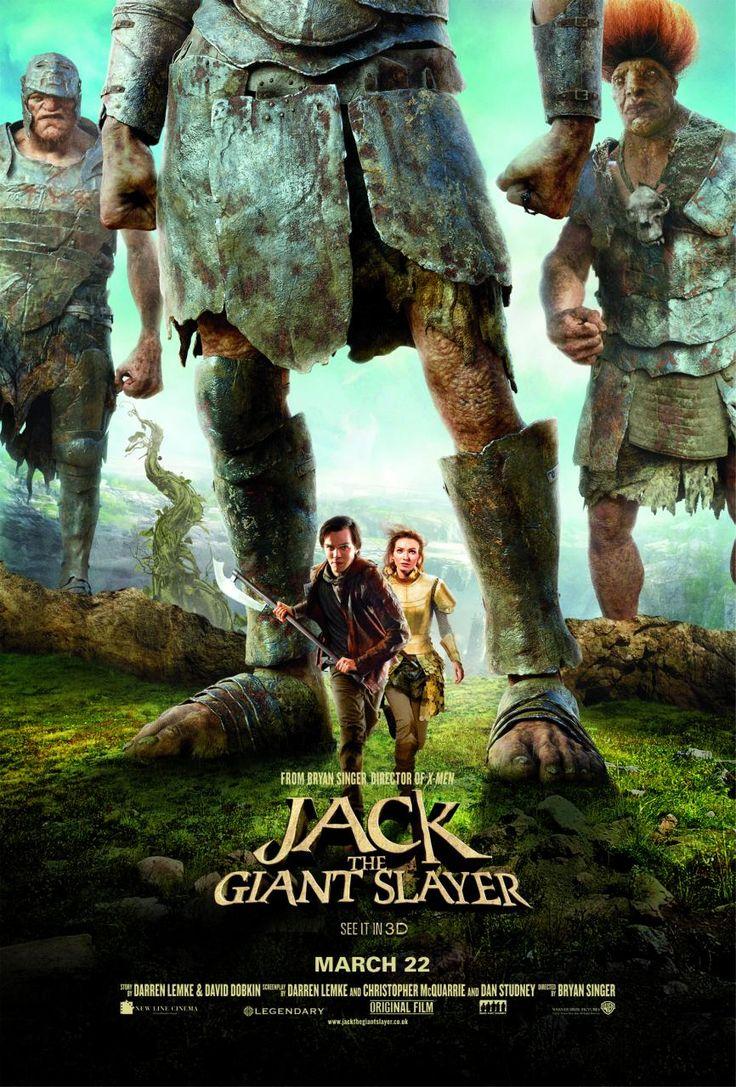 JACK THE GIANT SLAYER international poster