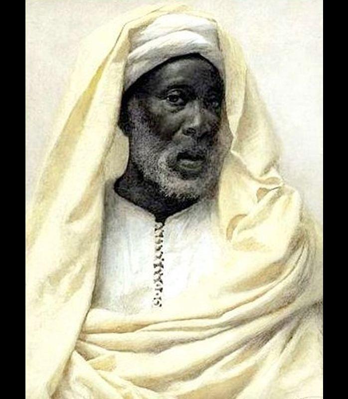 Cajón de I. Guijarro S.: OBRAS DEL PINTOR AFRICANISTA - JOSÉ TAPIRO Y BARO