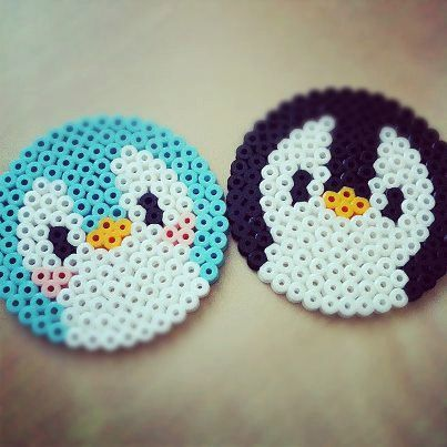 Bügelperlen Pingunie