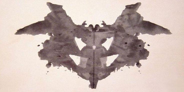 Dinos qué ves en estas manchas de tinta y te diremos que tan miedoso eres!
