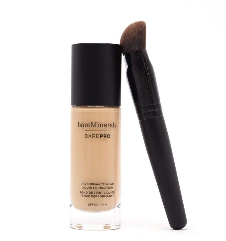 bareMinerals BarePro Foundation / British Beauty Blogger