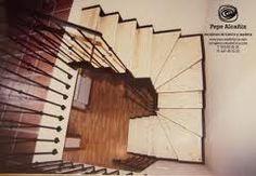 escaleras en espacios reducidos - Buscar con Google