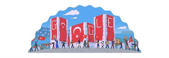 Republic Day Turkey 2013