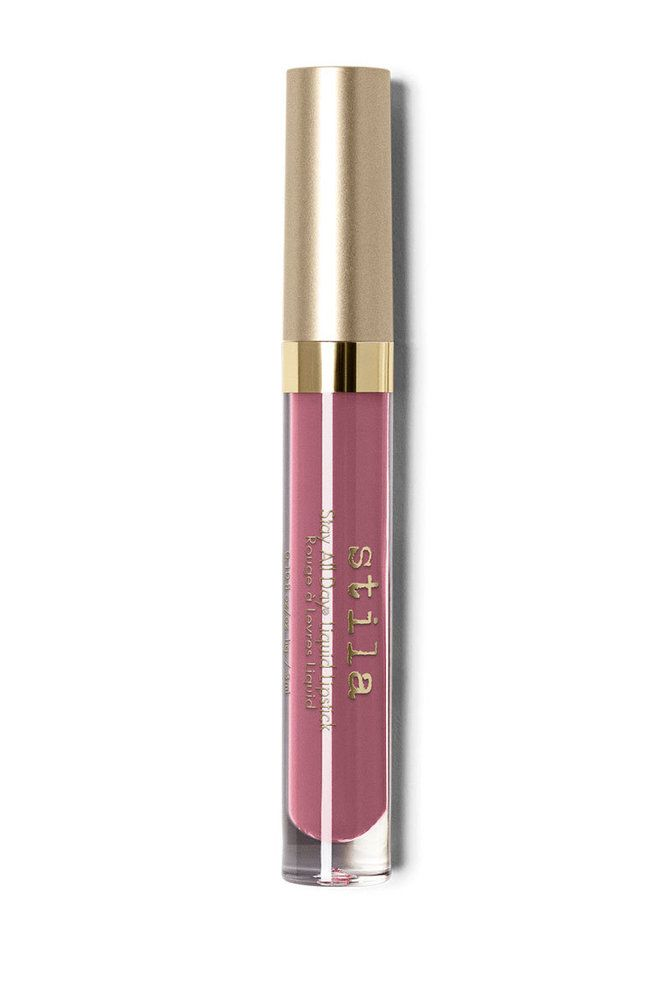 Stilla Liquid Lipstick Patina