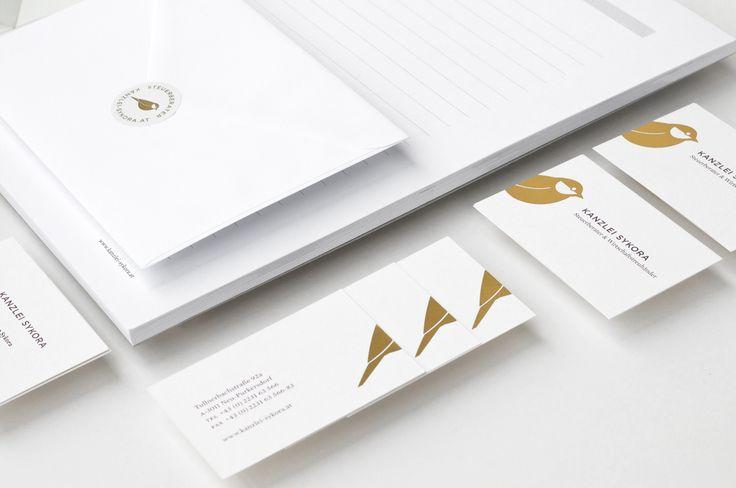 Corporate Design für die Kanzlei Sykora